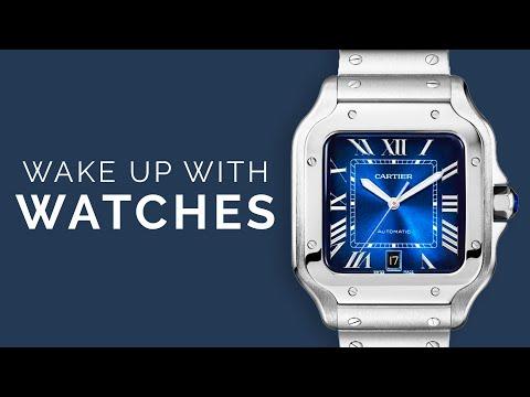 Rolex & Cartier: Steel Sports Watches; Audemars Piguet Royal Oak Offshore; Patek Philippe