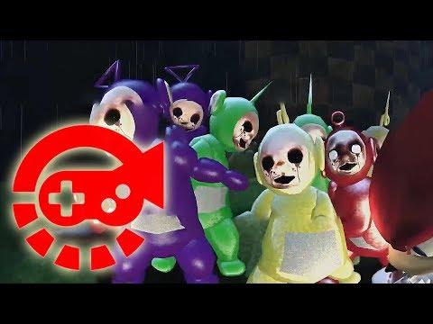 360° Video - Sonic & Teletubbies Nightmare