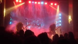 Krabathor - Faces Under Ice 22.3.2015 Uh.Hradiště(CZE)
