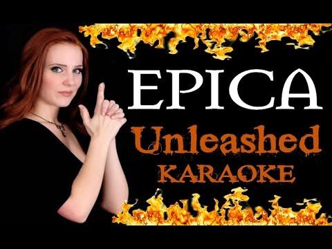 Epica - Unleashed (Instrumental with karaoke)