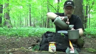 Снаряжение армий НАТО в нашем лесу