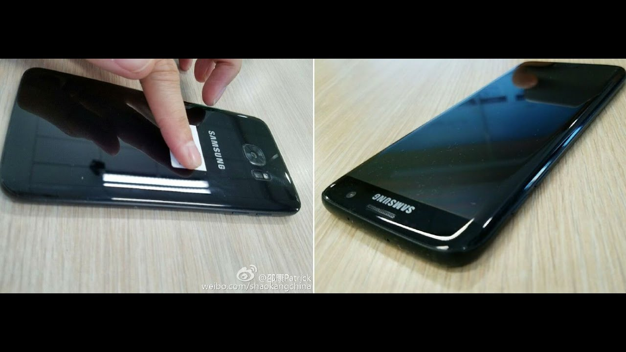 Pearl Black Samsung Galaxy S7 Edge To Launch On December 9