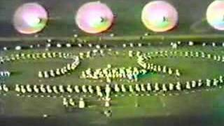 Rutgers University Marching Band 1983 - Part 1