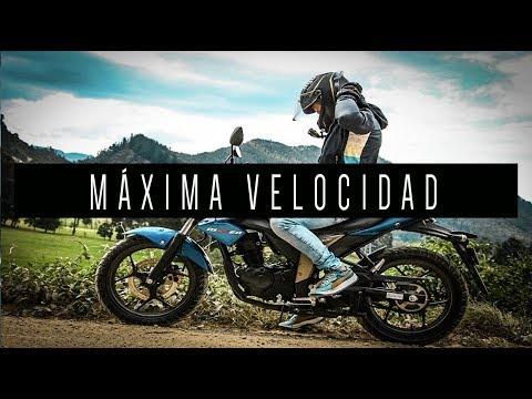 MÁXIMA VELOCIDAD   GIXXER 150 VS FZ16 2.0   A 131 KM