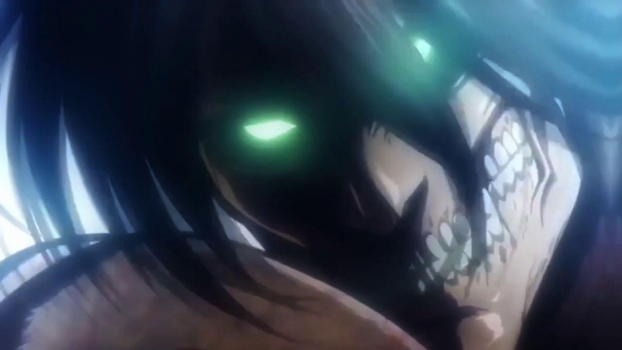 eren titan form edit Titan Eren Jaeger Edit - Riot