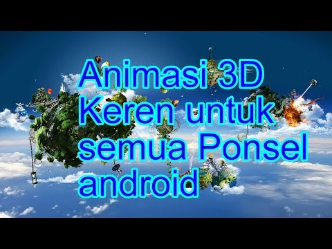Cara Membuat Text Intro 3D di Android. from YouTube · Duration:  9 minutes 46 seconds