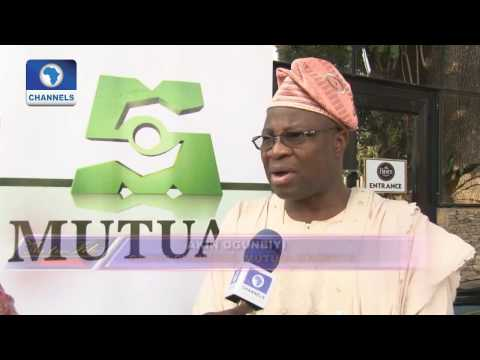 Metrofile: Mutual Benefit Assurance Plc Celebrates 21st Anniversary With Thanksgiving Service
