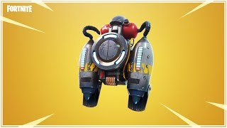 OMG JET-PACK IS AVAILABLE ON THE GAME!! 😍 | Fortnite in English!