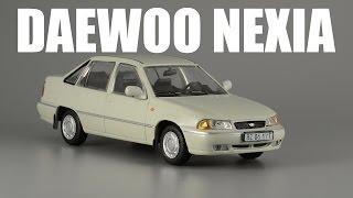 Daewoo Nexia [Машини підпис] 1:43