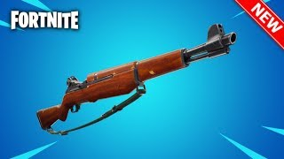 🔴 NEW Infantry Rifle || Huge Update || Fortnite India