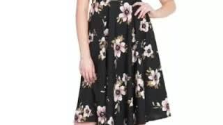 Designer short dress for girls