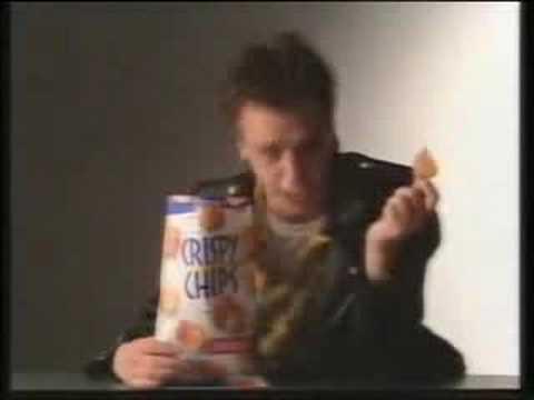 Smiths Crispy Chips reclame uit de jaren 80 met Peter Lusse (Nederlands)