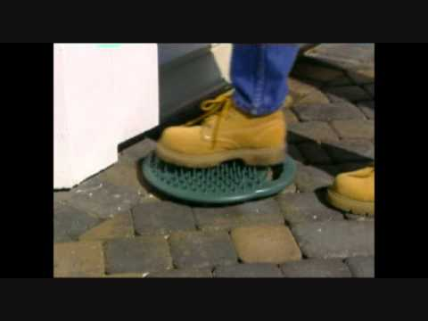 SoftSwipe Ultra Boot Cleaner - www.JollyWorks.com - 336-427-2777