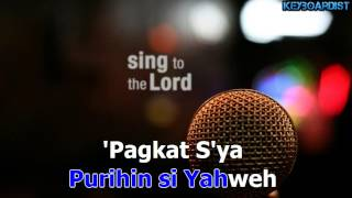 Ako'y Magpupuri Sa Panginoon (Karaoke Instrumental)