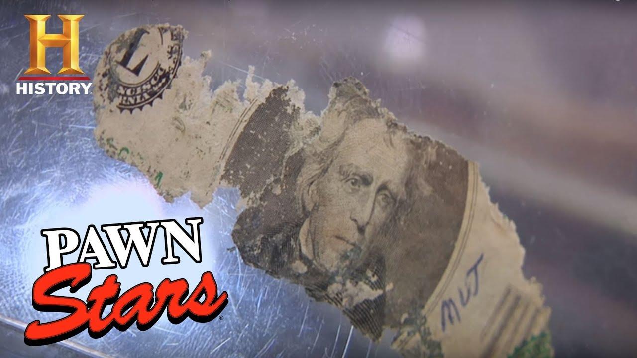 Pawn Stars: The $20 D.B. Cooper Bill | History #1