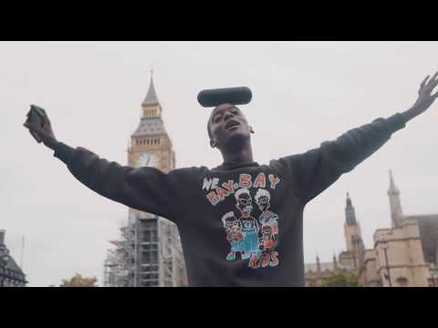 A day with Californian rapper Buddy in London