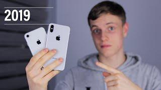 Sollte man das iPhone X/8 im Jahr 2019 noch kaufen? | iPhone X vs iPhone 8 | ionitech | (deutsch)