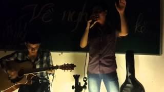 Nhìn lại -Trung Quân idol - HMU Guitar show