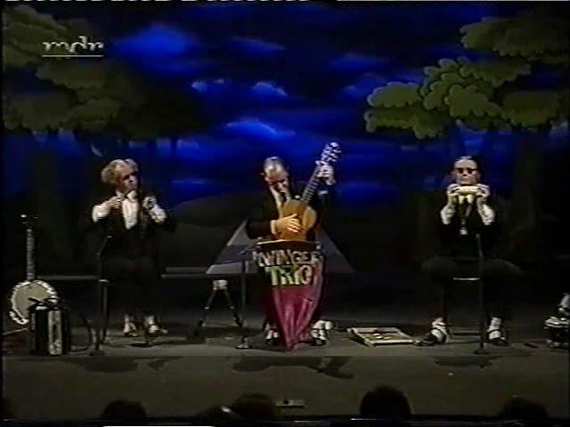 Mit dem Zwinger Trio rund um die Welt