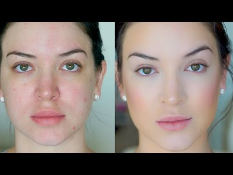 Foundation for bad skin days ♡ QUICK & EASY thumbnail