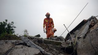 Death tolls rises to 13 after magnitude-6 quake hits SW China