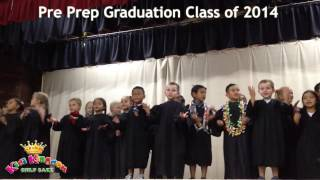 Pre Prep Graduation Class of 2014 - Kidi Kingdom Child Care