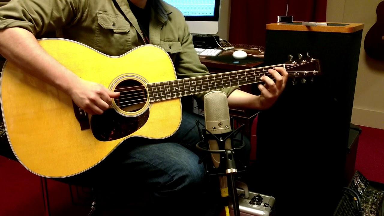 martin m 36 acoustic guitar demo 2019 youtube. Black Bedroom Furniture Sets. Home Design Ideas