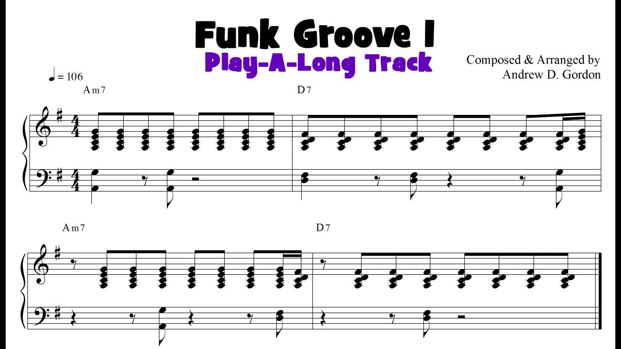 Groove 1 funk soul and rb keyboard groove of the day with play a groove 1 funk soul and rb keyboard groove of the day with play a long track hexwebz Image collections