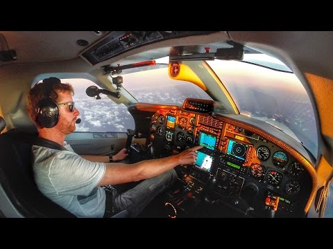 Flight VLOG - Flying Single Pilot IFR