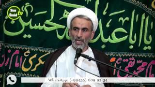 Hacı Əhliman Cümə moizəsi 01042016