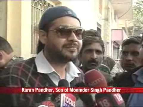Pandher is innocent, claims son