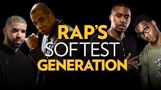 Drake, Kid Cudi & Rap's Softest Generation