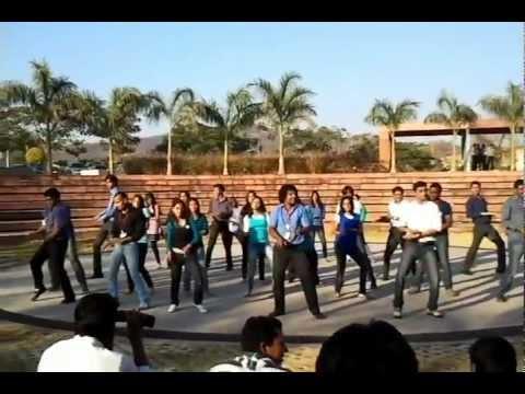TECH MAHINDRA FLASH MOB Official video