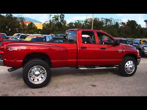 Lifted Ram 3500 >> 2008 Dodge Ram 3500 - Gibson Truck World - YouTube