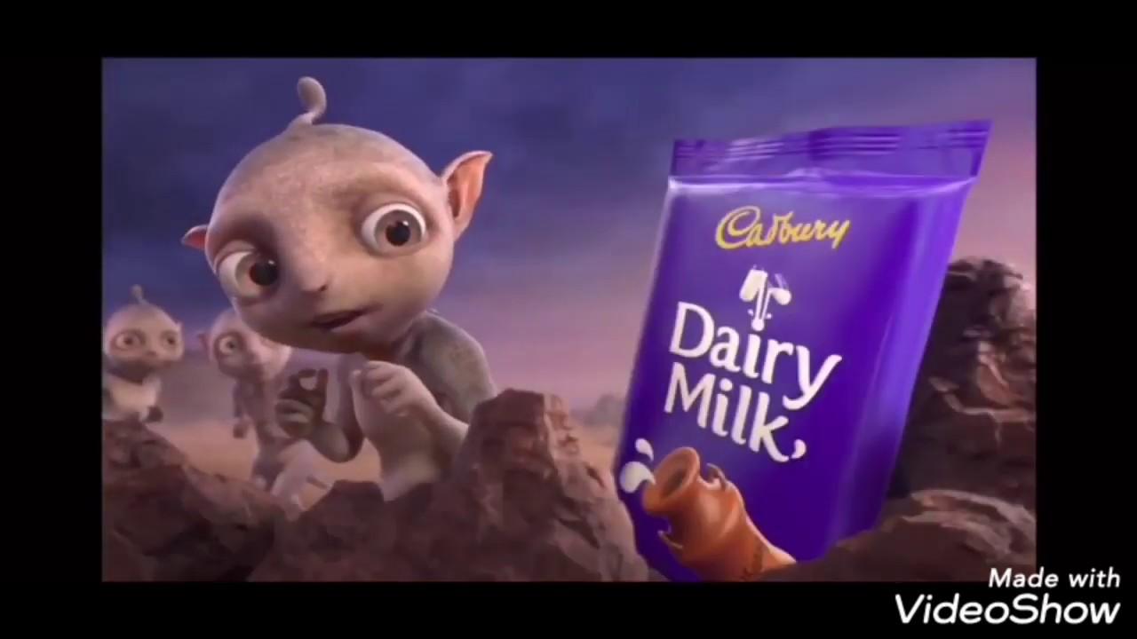 Quảng cáo mới nhất cho bé ăn ngon – Quảng cáo Dairy Milk