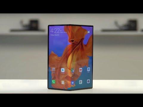 BAKAL MASUK INDONESIA?? | Hands-on Huawei Mate X