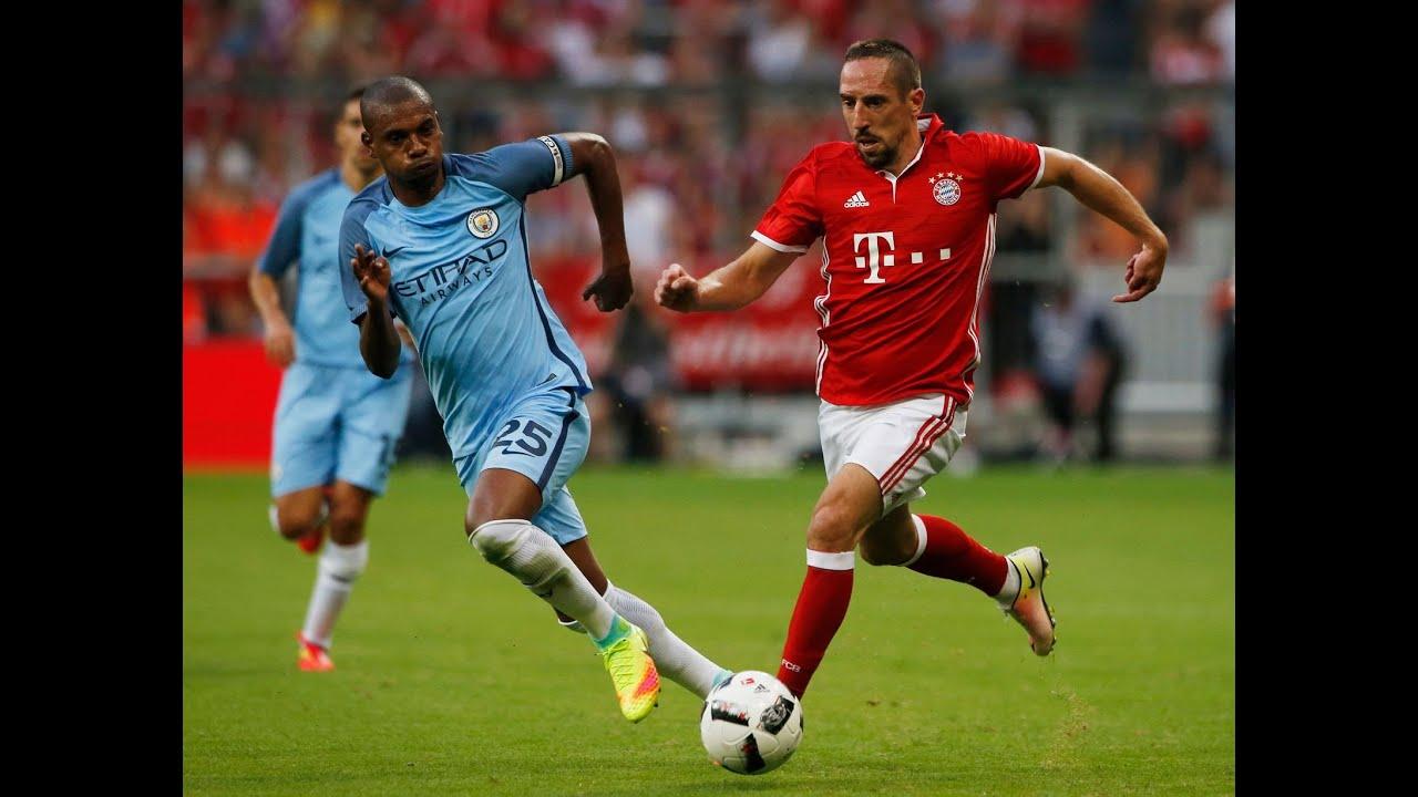 Bayern München Vs Manchester City