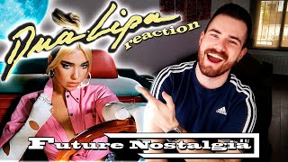 Baixar DUA LIPA - FUTURE NOSTALGIA | ALBUM REACTION / REACCIÓN | MR.GEORGE