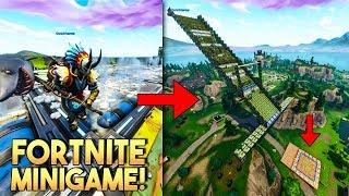 EXTREME FREEZE TRAP CURLING MINIGAME!! - Fortnite Playground (Nederlands)