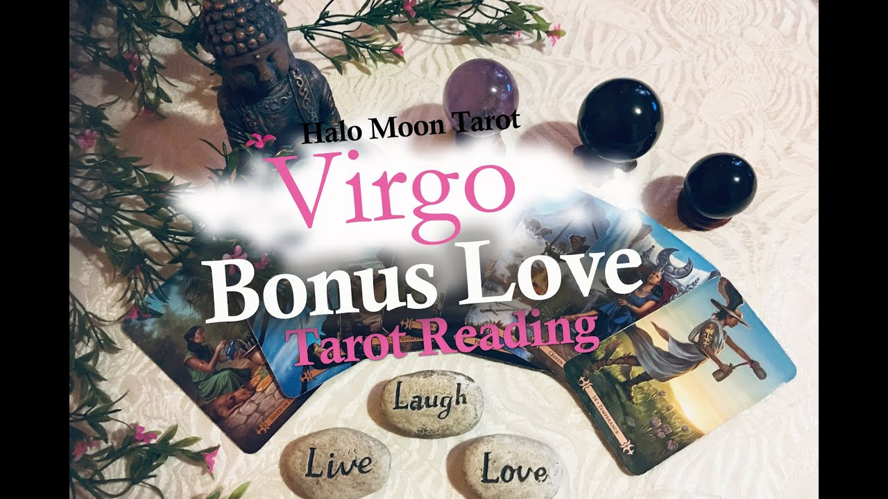 VIRGO TAROT LOVE READING - BONUS - YouTube
