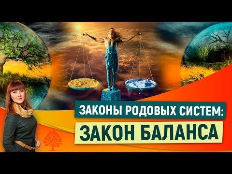 0 Законы родовых систем: Четвертый закон - закон баланса