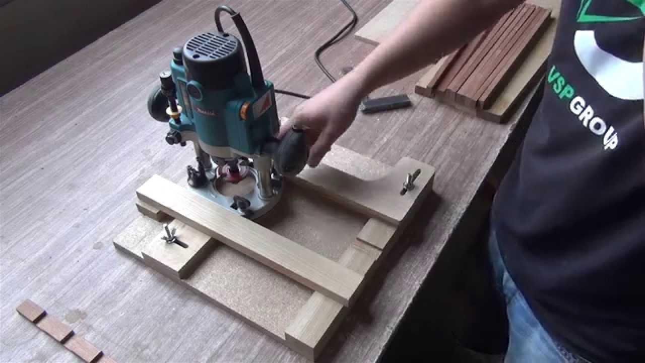 Изготовление деревянных решеток своими руками видео