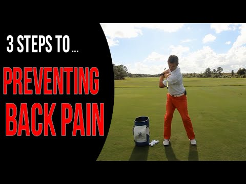 hqdefault - Lower Back Pain After Golfing