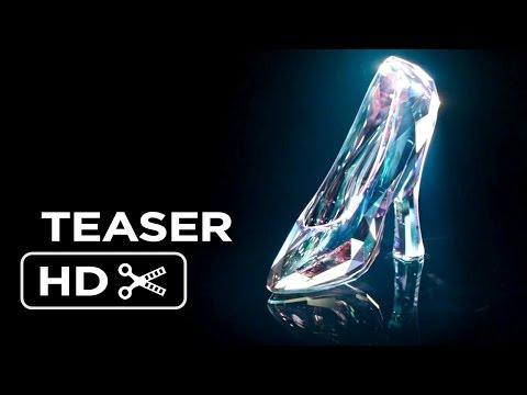 Cinderella Official Teaser Trailer #1 (2015) - Live-Action Disney Fantasy Movie HD