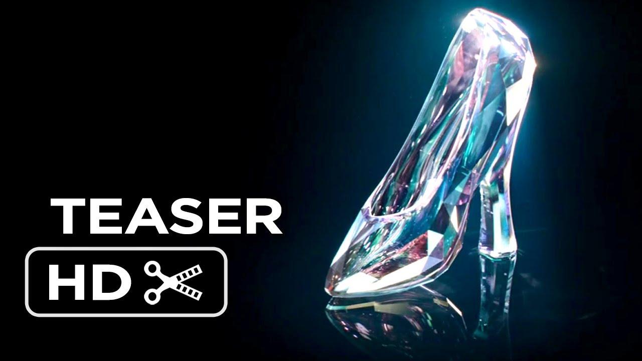 Cinderella Official Teaser Trailer 1 2015 Live Action Disney
