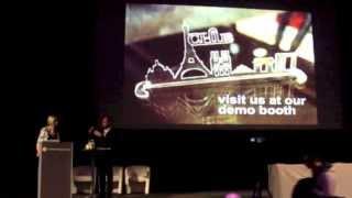 CHI 2013 Talk LaserOrigami: laser-cutting 3d objects