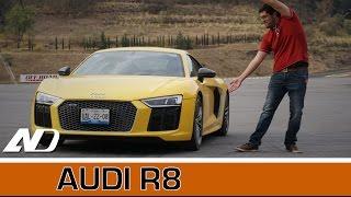 Audi R8 - Un superdeportivo que se compra con el cerebro