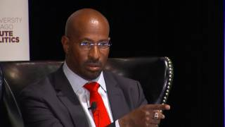 CLIP: Van Jones on safe spaces on college campuses