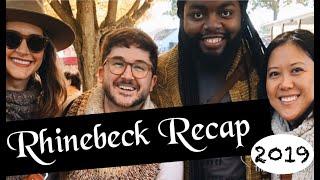 THE YARN THERAPISTS : Rhinebeck Recap 2019 + Ken Yarn Expose