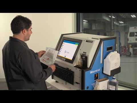 MicroLab Series - On-site Automated Oil Analysis